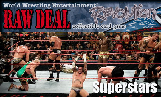 Superstars banner