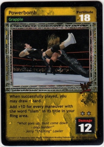 Raw Deal WWE V10.0 Escape to the Side