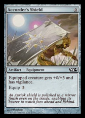 Accorder's Shield - Foil