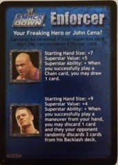 Your Freaking Hero or John Cena ?