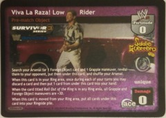 Viva La Raza! Low Rider THROWBACK