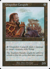 Grapeshot Catapult - Foil