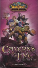 Caverns of Time Treasure Packs