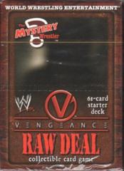 Mystery Wrestler Starter Deck