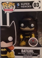 Batgirl Gamestop Exclusive POP! Vinyl