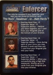The Rock, Deadman, or ... Matt Hardy?
