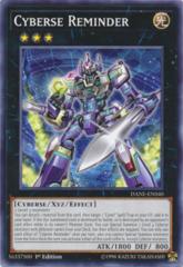 Cyberse Reminder - DANE-EN040 - Common - 1st Edition