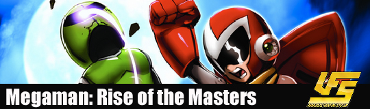 Megaman rise of the masters slim