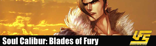 Soul calibur blades of fury