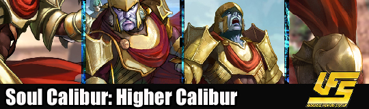 Soul calibur higher calibur