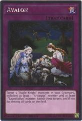 Avalon - NKRT-EN031 - Platinum Rare - Limited Edition