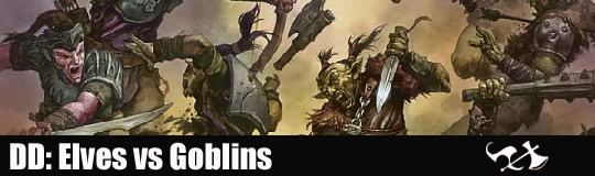 Dd elves vs goblins