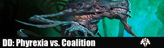 Dd phyrexia vs coalition