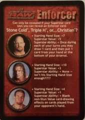 Stone Cold, Triple H, or... Christian?