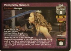 Managed by Sharmell