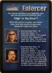Edge or Big Show ?