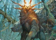 Ayula, Queen Among Bears - Art Series