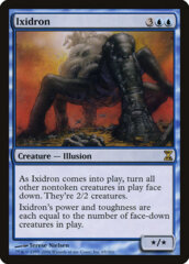 Ixidron - Foil