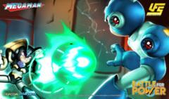 UFS Playmat - Mega Man: Battle for Power