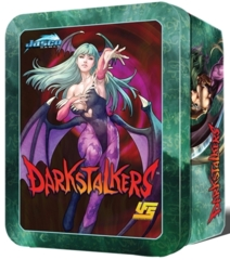 Darkstalkers Morrigan Tin