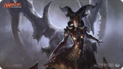 Iconic Masters Sheoldred, Whispering One Gaming Playmat