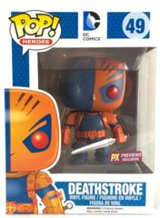 Deathstroke Previews Exclusive POP! Vinyl