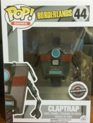 Claptrap Gamestop Exclusive POP! Vinyl