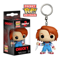 Chucky Pocket POP! Keychain