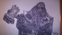 Loxodon Smiter Playmat