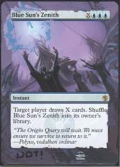 Blue Sun's Zenith ALT