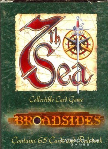 Broadsiders Starter Deck Box