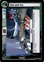 Cyber-genetic Arm