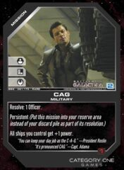CAG (Foil)
