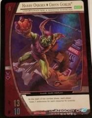 Harry Osborn, Green Goblin - Unfortunate Son (EA)