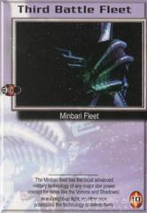 Third Battle Fleet (Minbari)