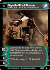 Republic Attack Gunship