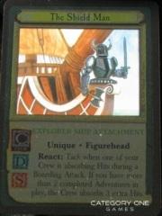 The Shield Man (Foil)