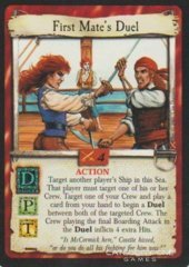 First Mate's Duel