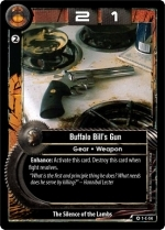 Buffalo Bill's Gun