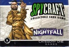 Operation Nightfall - Shadow Patriots Starter Deck