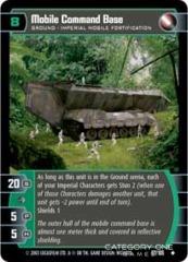 Mobile Command Base - Foil