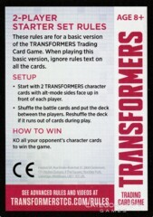 2-Player Starter Set Rules