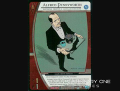 Alfred Pennyworth, Faithful Friend (EA)
