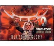 Blaze of Glory 130 Card Full Set with 18 card Foil Set