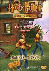 Chamber of Secrets Twin Trouble Theme Deck
