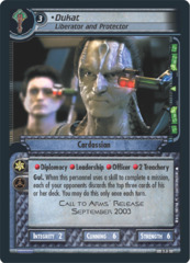 Dukat, Liberator and Protector [Promo]