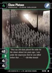 Clone Platoon