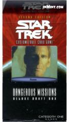 Dangerous Missions Jonathan Archer Pack