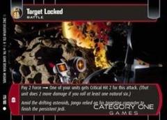 Target Locked - Foil