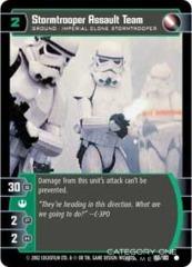 Stormtrooper Assault Team - Foil